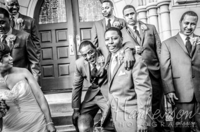 King Wedding by Hankerson Photography